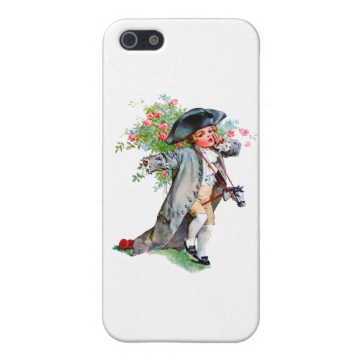 Little Paul Revere Covers For iPhone 5