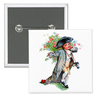 Little Paul Revere Pinback Button