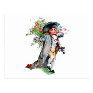 Little Paul Revere Postcard