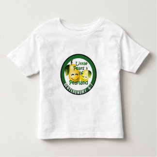 Little Pears of Pearland Toddler T-shirt