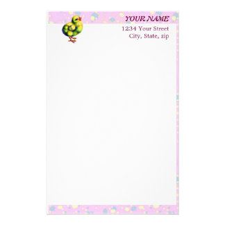 Little Peep s Easter Stationery