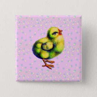 Little Peep's Easter Button