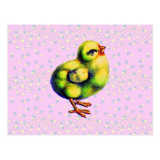 Little Peep's Easter Postcard