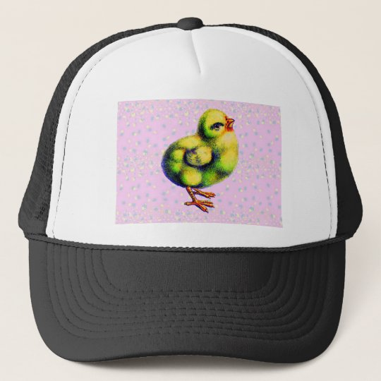 Little Peep's Easter Trucker Hat