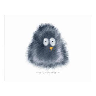 Little Penguin Critter Postcard