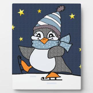 Little Penguin Plaque