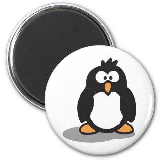 Little Penguin white Magnet