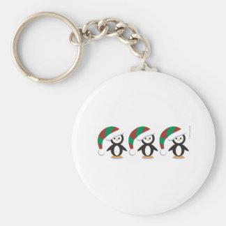 Little Penquins Keychains