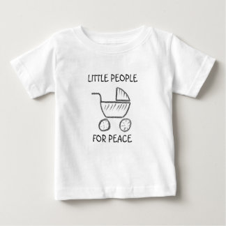 Little people for peace. tee shirt