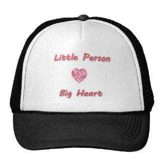 Little Person Big Heart Trucker Hat