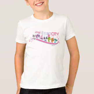 Little Pets Big City T-Shirt