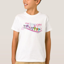 Little Pets Big City T-Shirt