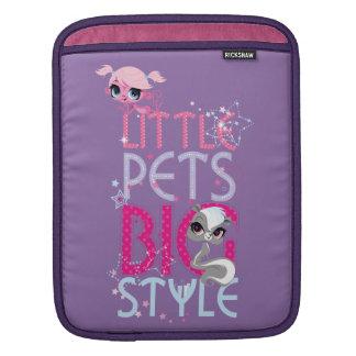 Little Pets Big Style 1 iPad Sleeve