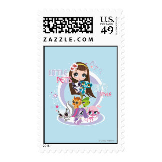 Little Pets Big Style 2 2 Postage