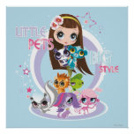 Little Pets Big Style 2 Poster