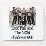 Little Phil Limited Edition Night Shadows Mouspad Mouse Pad