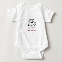 Little Pig Baby Bodysuit / Romper