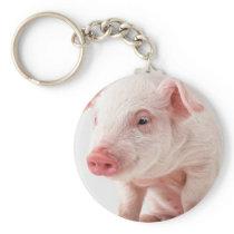 Little Pig Keychain