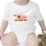 Little Pig Onsie Baby Bodysuits