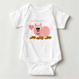 Little Pig Onsie Tshirts