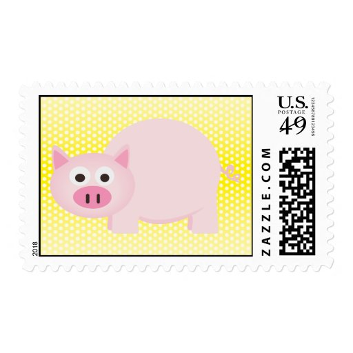 Little Pig Postage