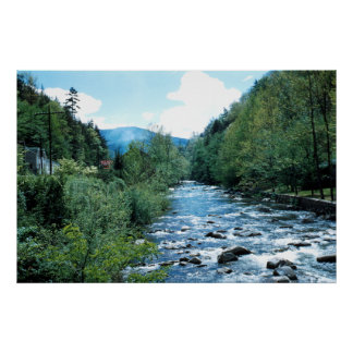 Little Pigeon River Poster (historical)