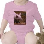 Little Piggie - Baby Piglet Photo Romper