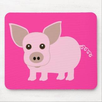 Little Piggie mousepad