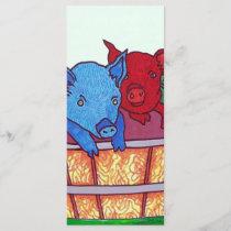 Little Piggies by Piliero