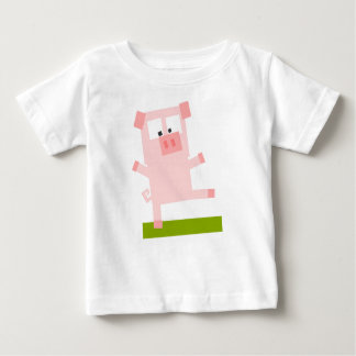 Little Piggy Baby T-Shirt