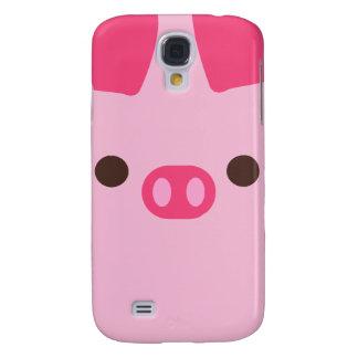 Little Piggy Galaxy S4 Cover