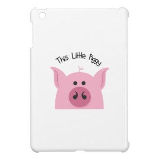 Little Piggy iPad Mini Case