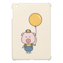 Little Piggy iPad Mini Cover