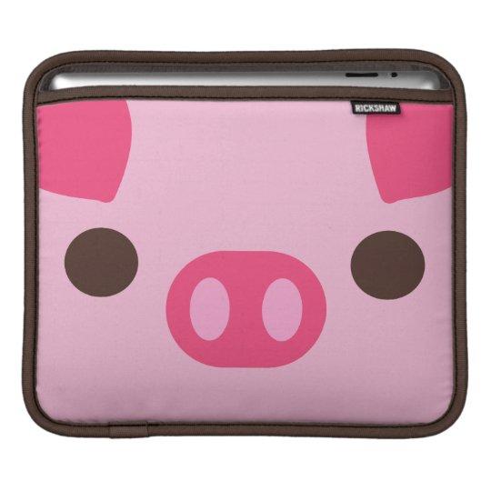 Little Piggy iPad Sleeve