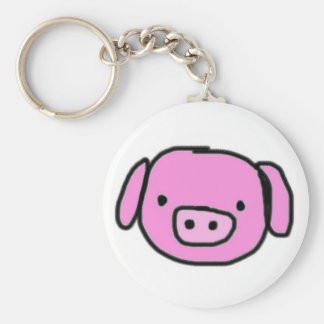 Little piggy keychain