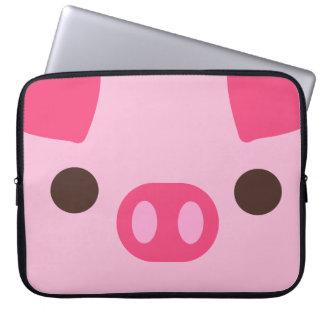 Little Piggy Laptop Computer Sleeve
