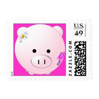 Little Piggy Stamp