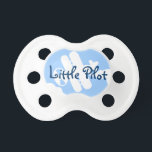 "Little pilot baby pacifier | Airplane Soother<br><div class=""desc"">Little pilot baby pacifier 