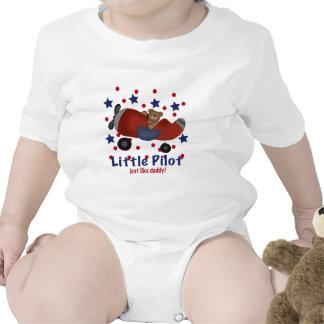 Little Pilot just like Daddy! Shirt