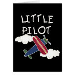 Little Pilot Tshirts and Gifts Card
