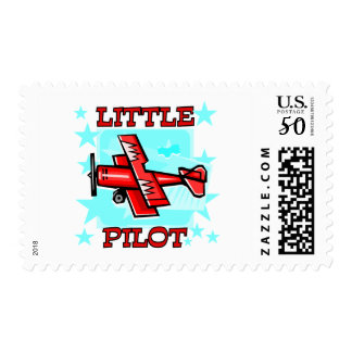 Little Pilot Tshirts and Gifts Postage