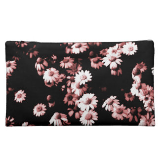 Little Pink Flowers Cosmetic Bag #4250