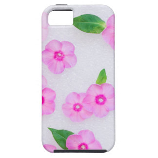 little pink flowers iPhone SE/5/5s case