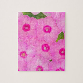 little pink flowers jigsaw puzzle