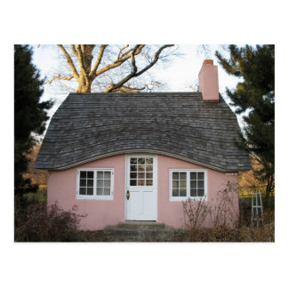 Little Pink House Postcard
