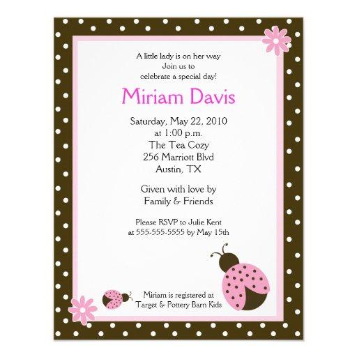 4x5 baby shower invitations x 5 5 invitation card zazzle