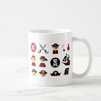 Little Pirate All Coffee Mugs