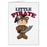 Little Pirate Card