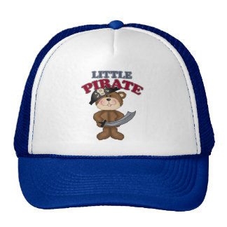 Little Pirate Trucker Hat