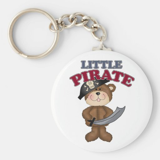 Little Pirate Key Chain
